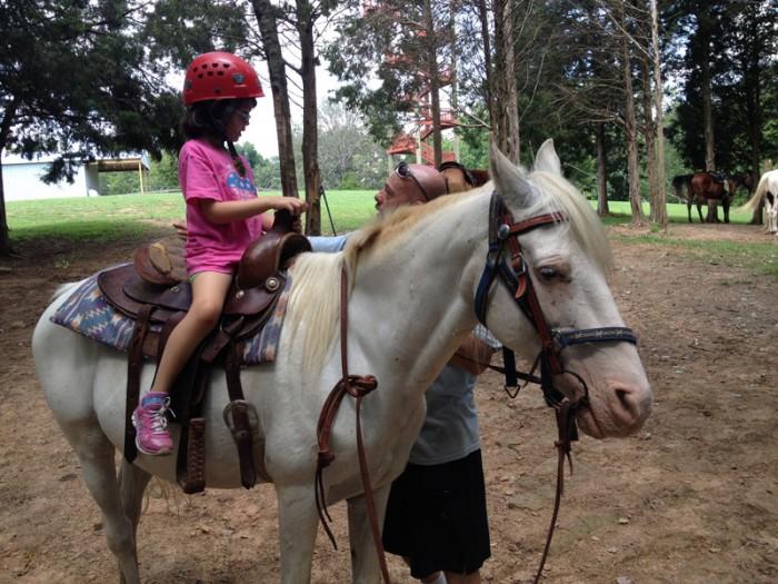 RidingAHorseAurora