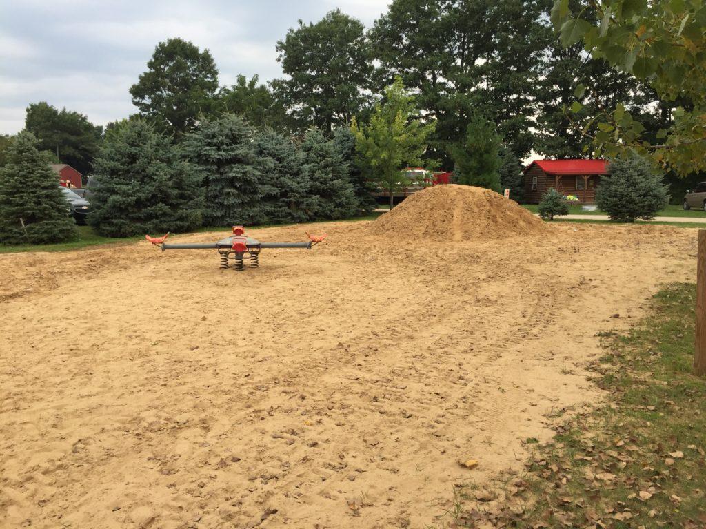 Sand Playground.