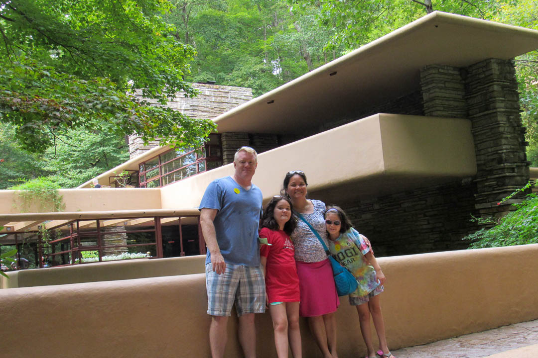 Fallingwater, Bear Run PA