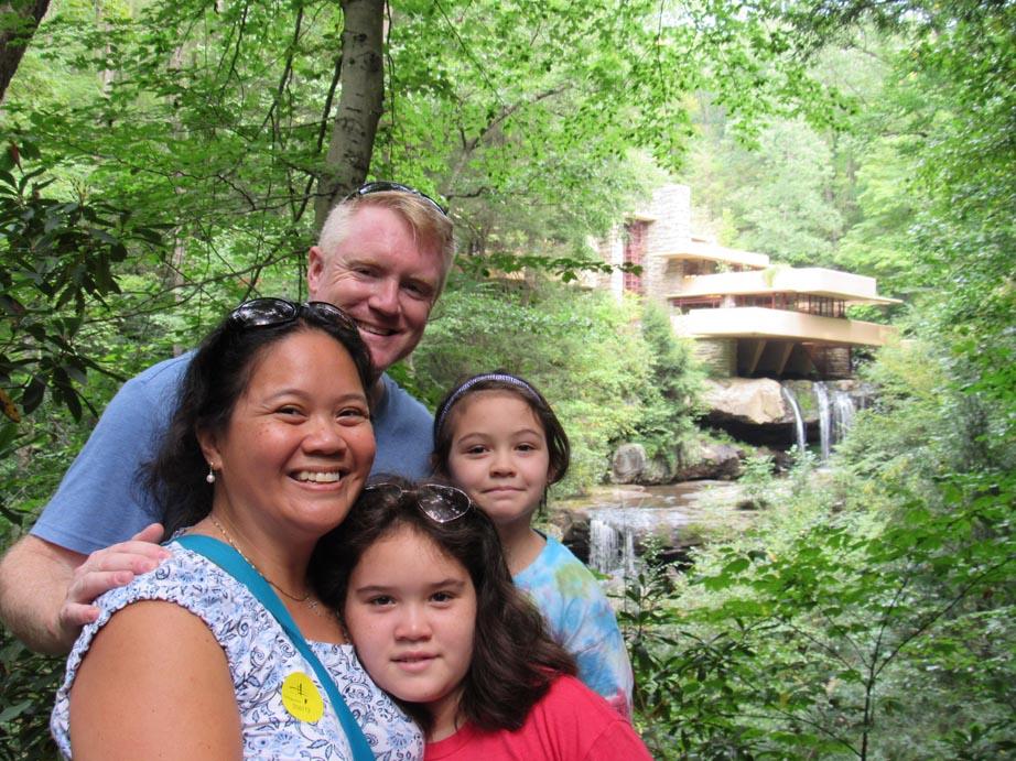 Family Fallingwater