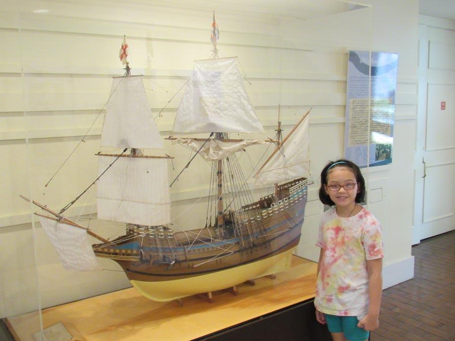 Mayflower Model