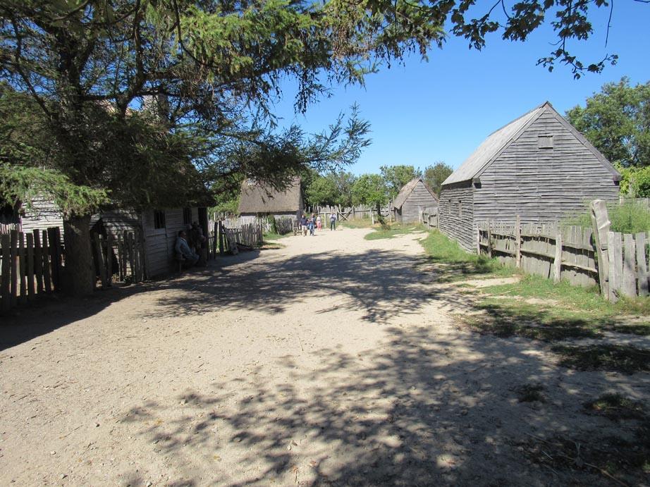 Plimoth Village