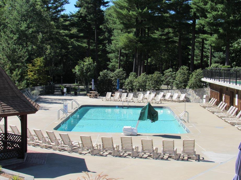More pools.