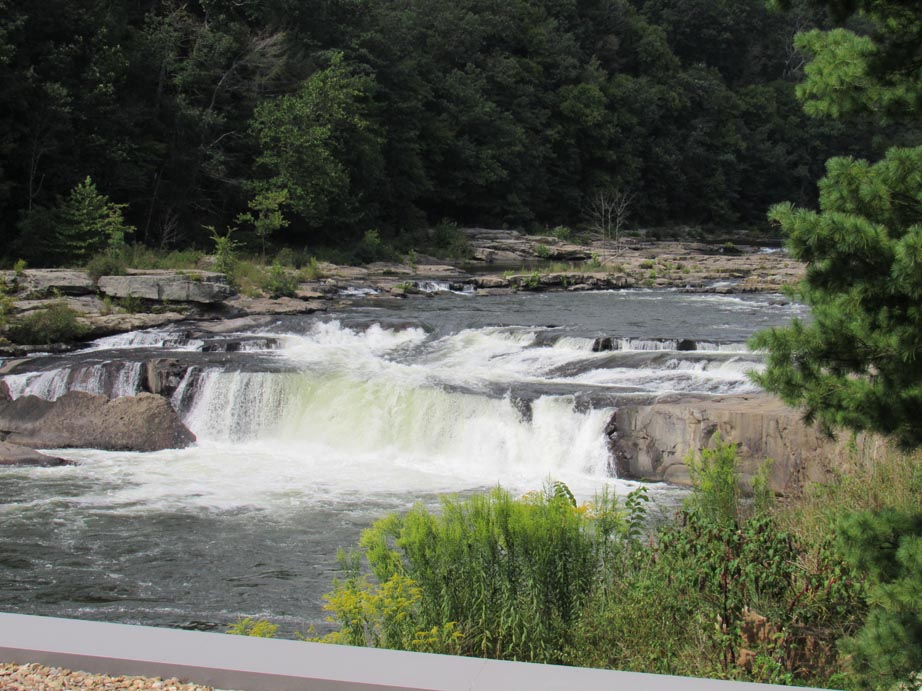 Ohiopyle Waterfall