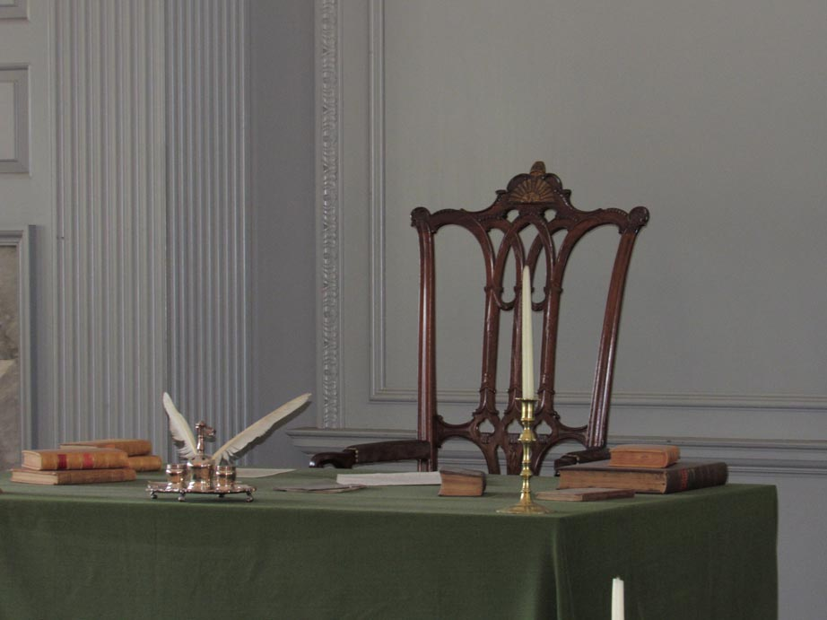 Independence Hall tour