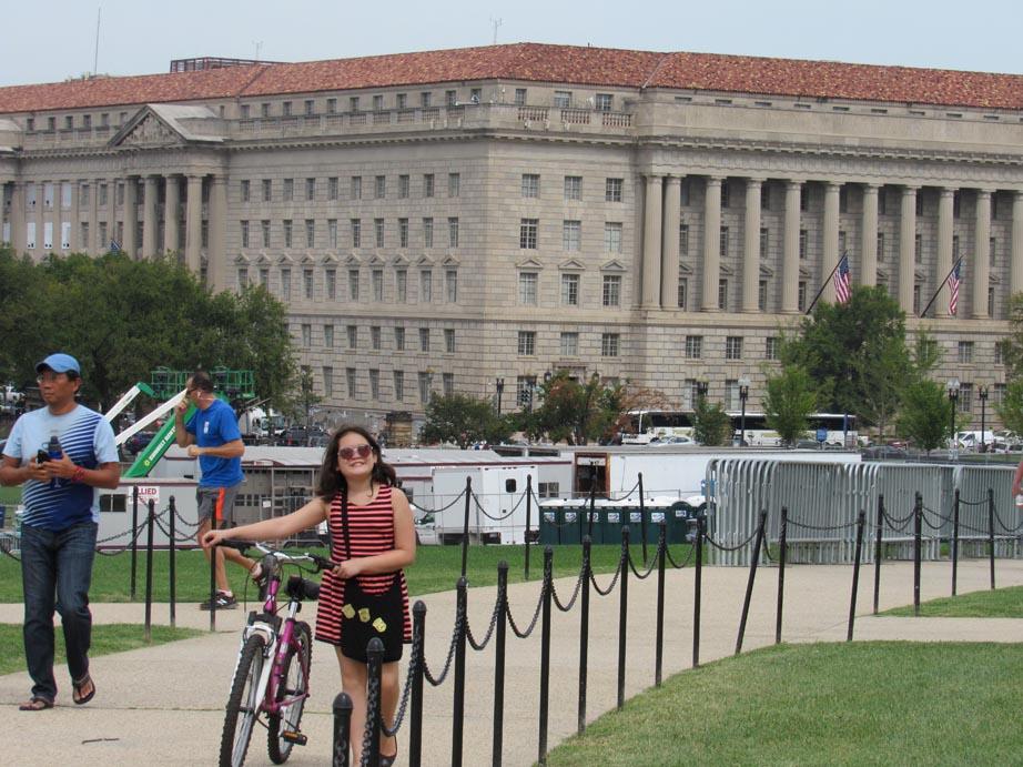 Biking DC