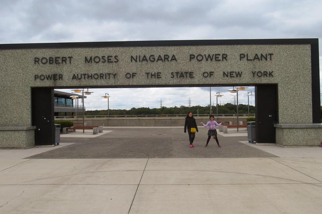 Niagara Power Company Visitor's Center