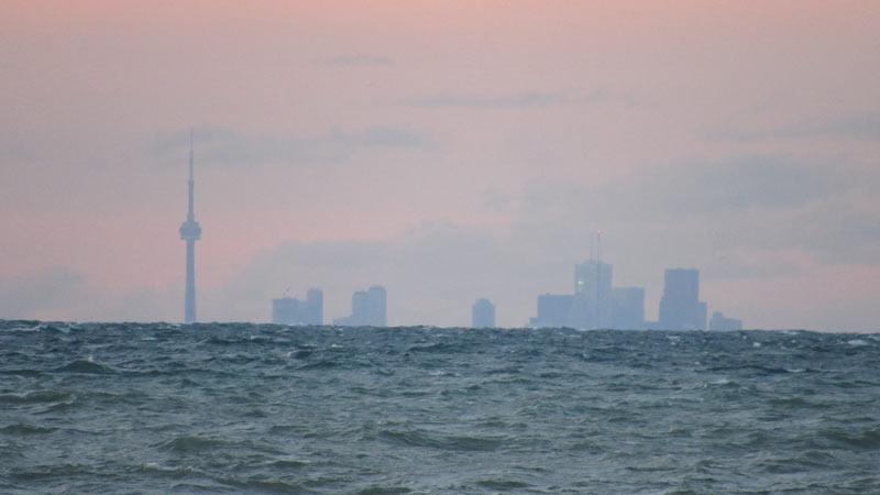 Canada Across Lake