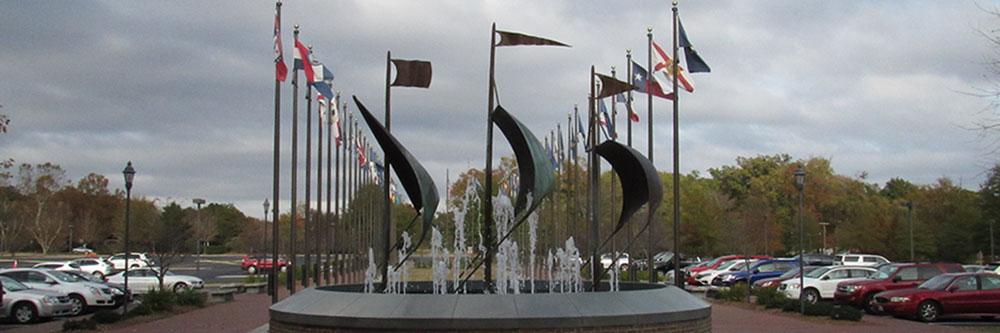Jamestown Fountain