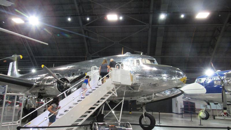 Roosevelt's Plane