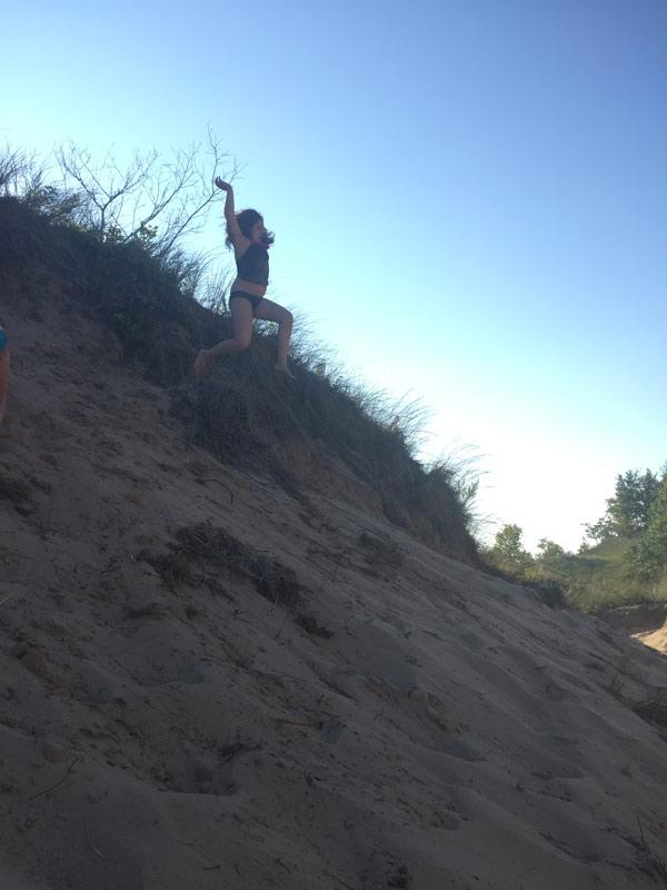 Sand Leaps