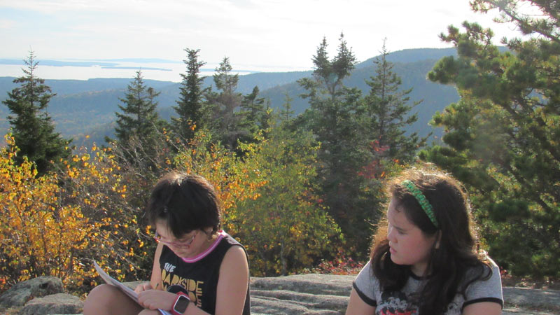 View From Top Beech Mountain
