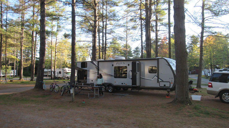 Lake George Campground