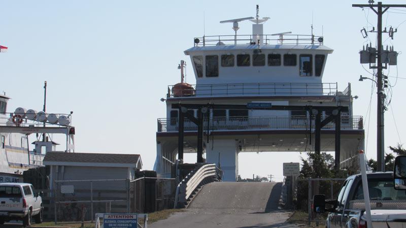OBX Ferry