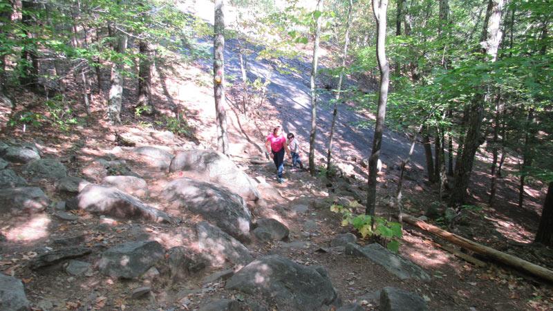 Prospect Mountain Climb