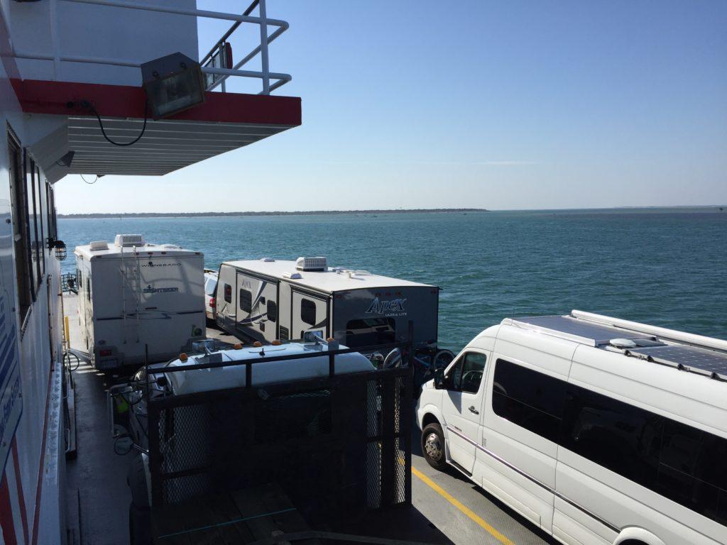 Cape Hatteras Ferry