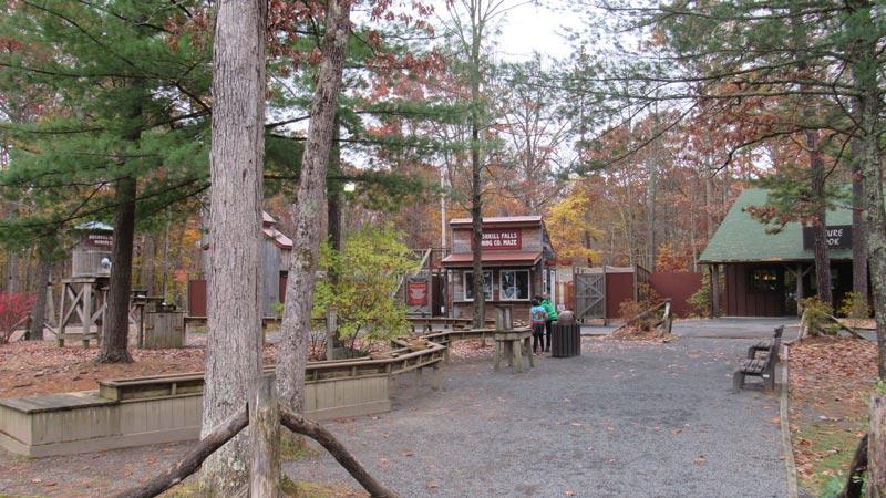 BushKill Falls Visitors Area