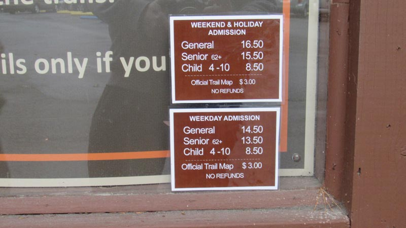 Bushkill Prices