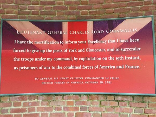 Lieutenant General Charles Lord Cornwallis