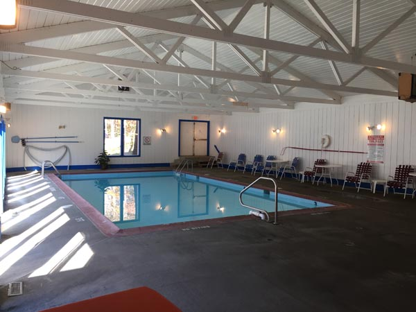 Thousand Trails Williamsburg Indoor Pool