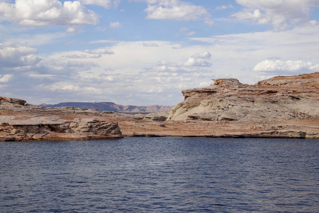 Boat Trip Lake Powell