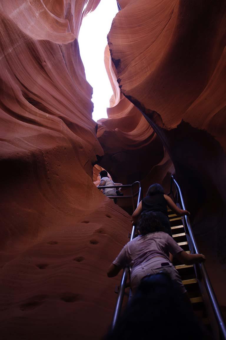 Climbing The Ladder