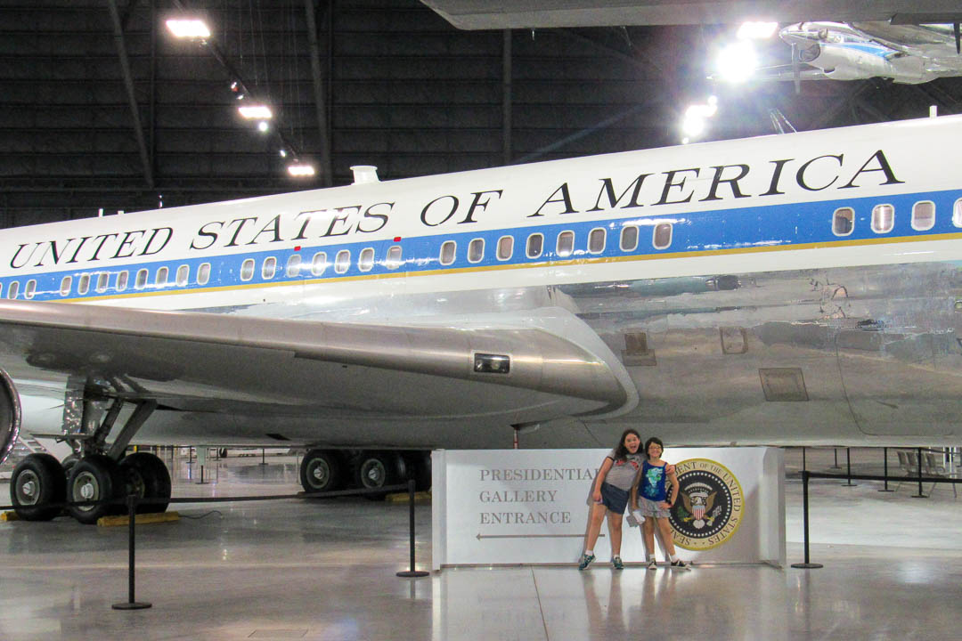 National Museum of the United States Air Force at Wright-Patterson Air Force Base