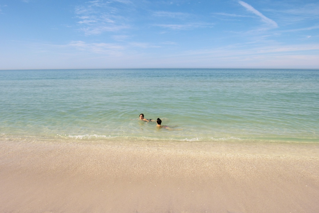 Our day at Boca Grande!
