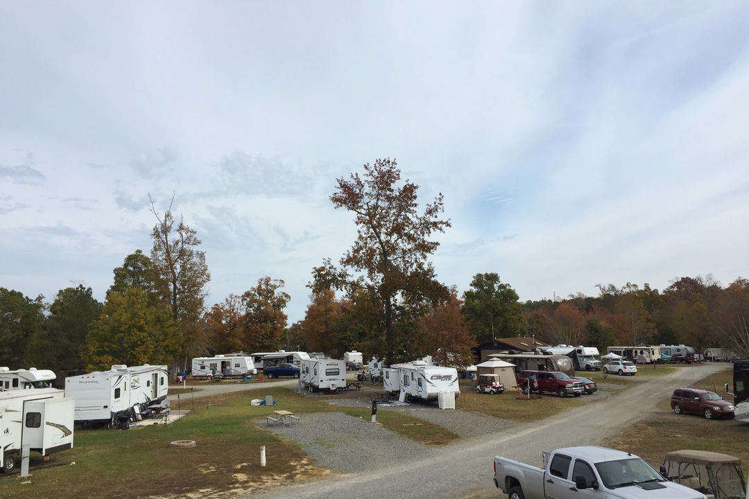 Chesapeake Bay RV Resort, VA