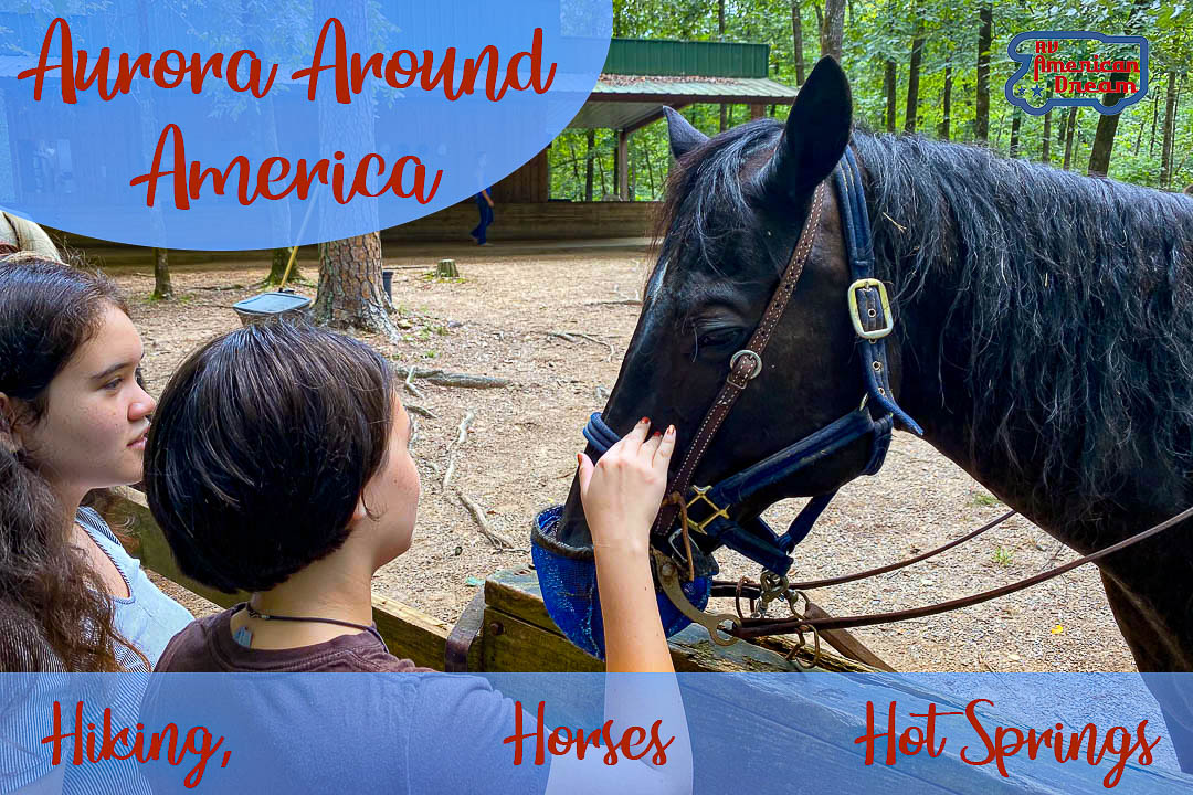 Hiking, Horses & Hot Springs, Oh My!!