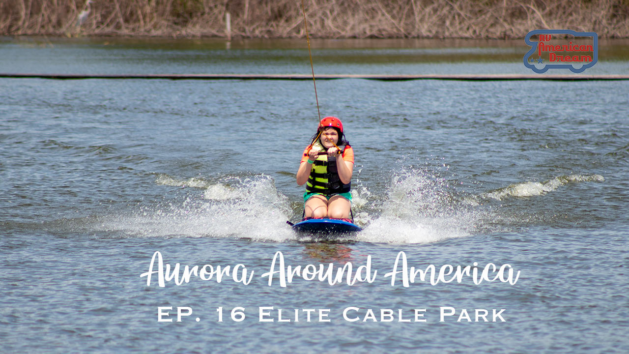 Elite Cable Park, Wakeboarding