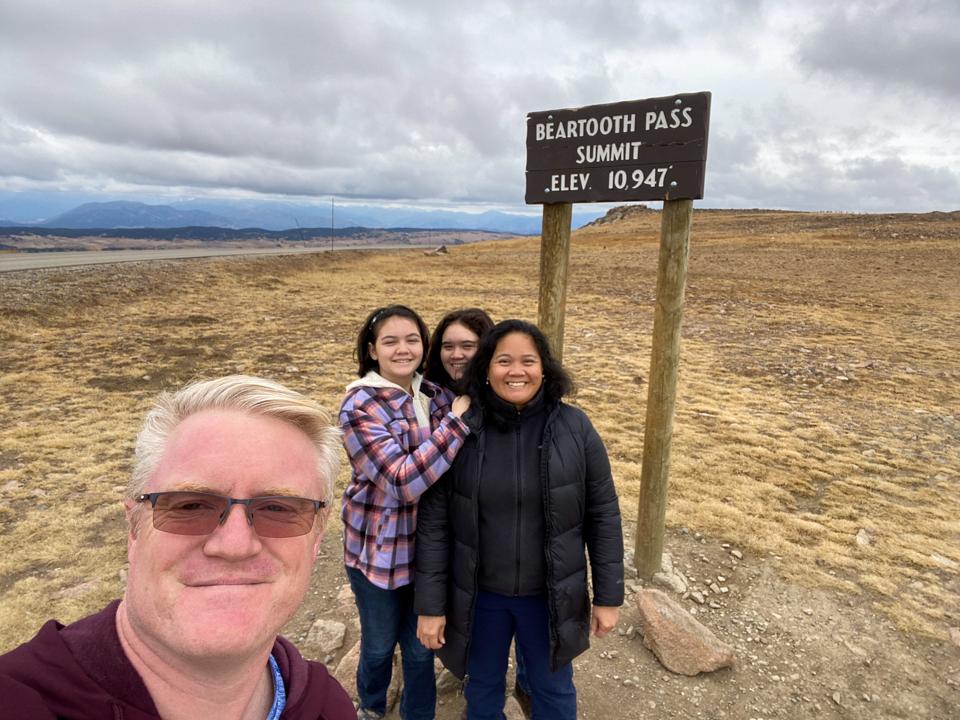 Yellowstone and Beartooth Highway